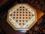 persia, iran, Art, Handicraft, khatam, Chessboard, backgammon, qajar, isfahan